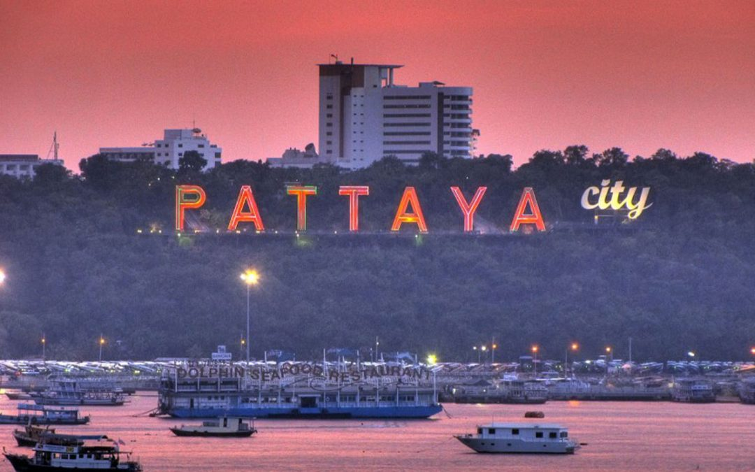 The History of Pattaya from 1787 to 1975