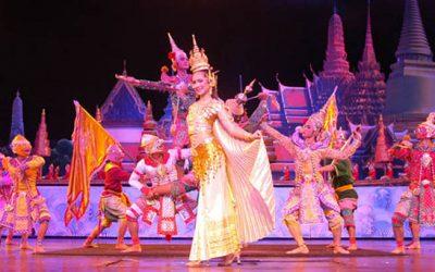 Unique Presentation of Thai Culture